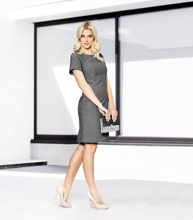офисное платье фото
