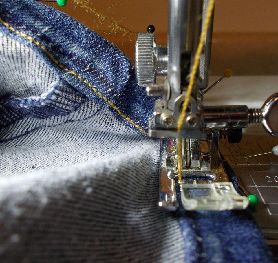 сложный ремонт одежды днепр