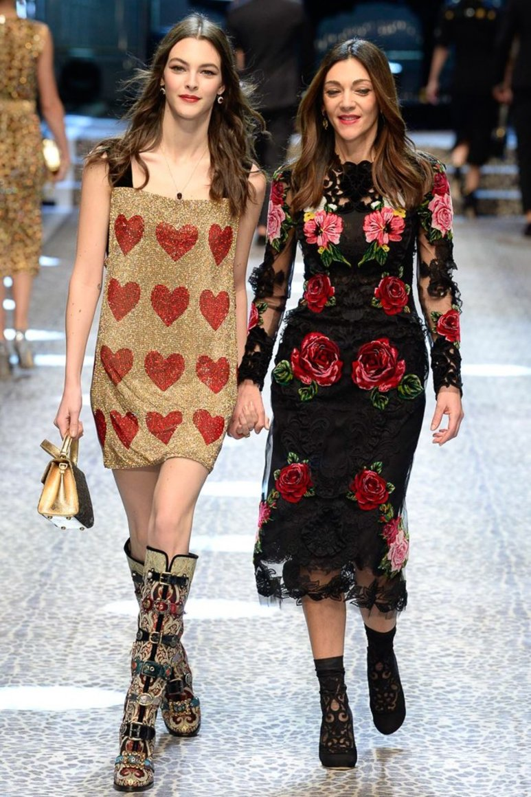 Dolce and Gabbana фото