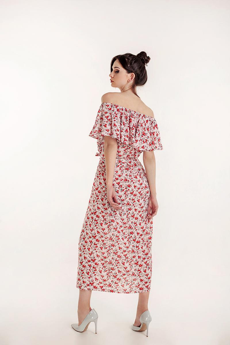 платье в пол днепр
