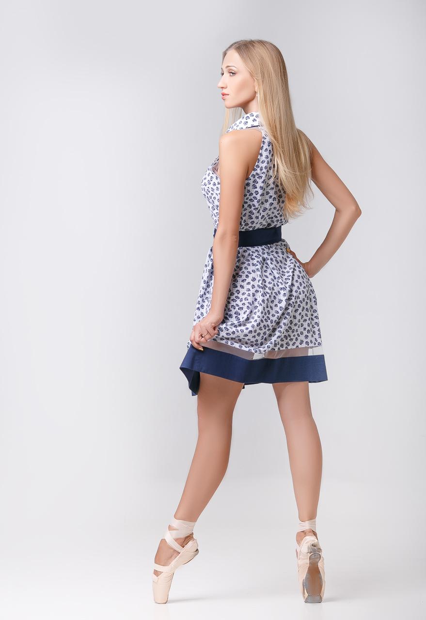 летние платье фото