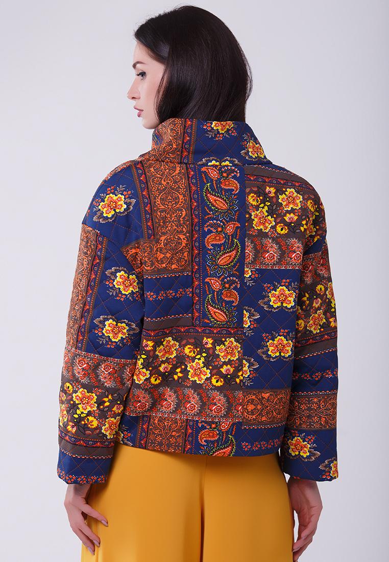 Дизайнерская стеганая куртка