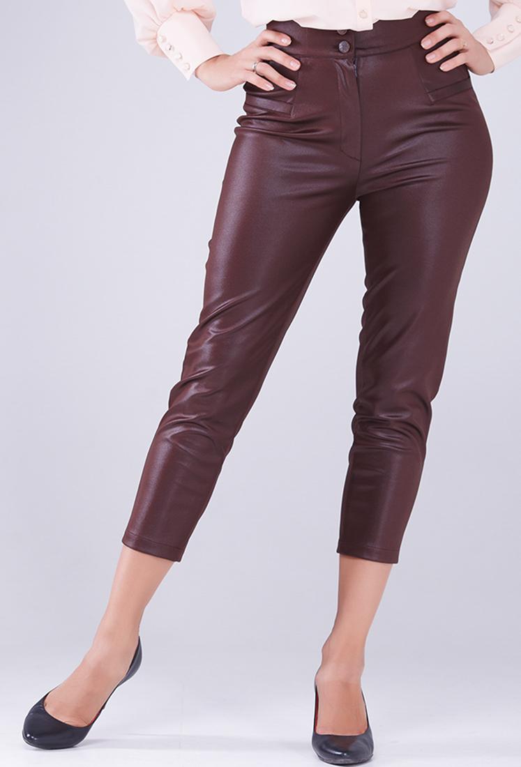 брюки женские в обтяжку