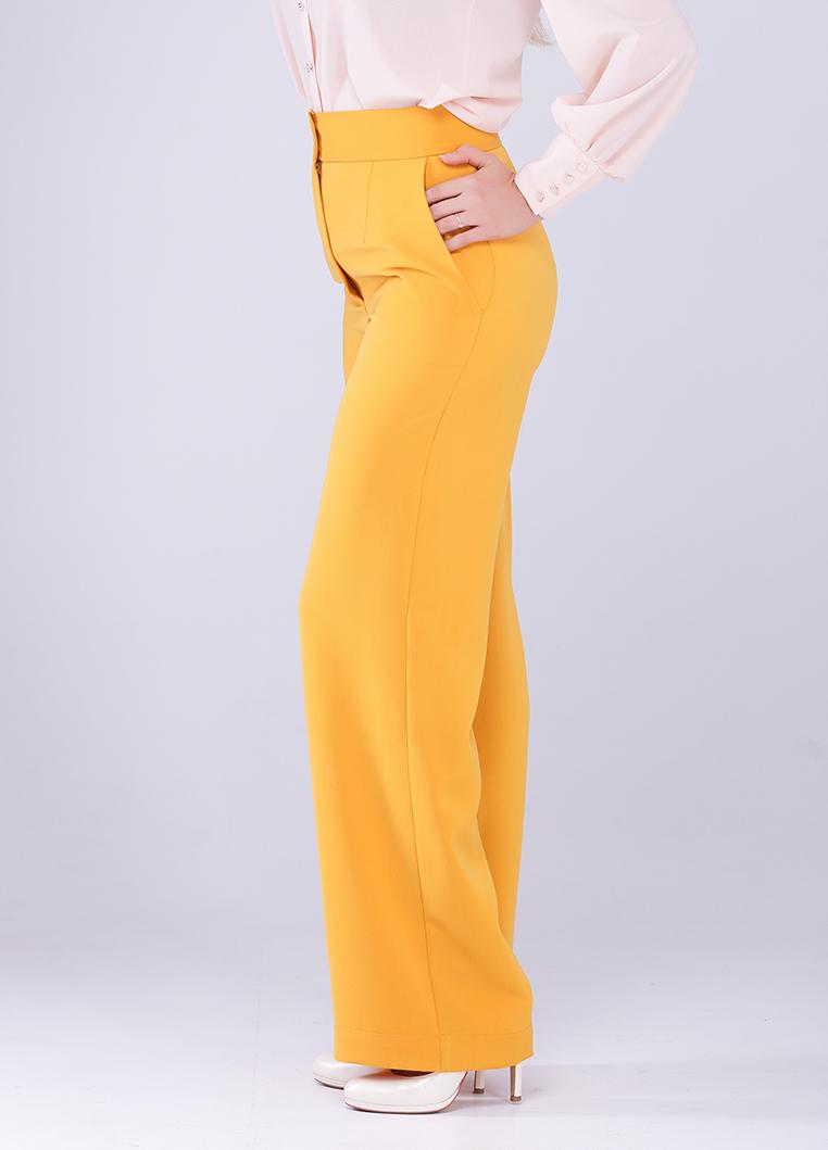 женские брюки с карманами фото
