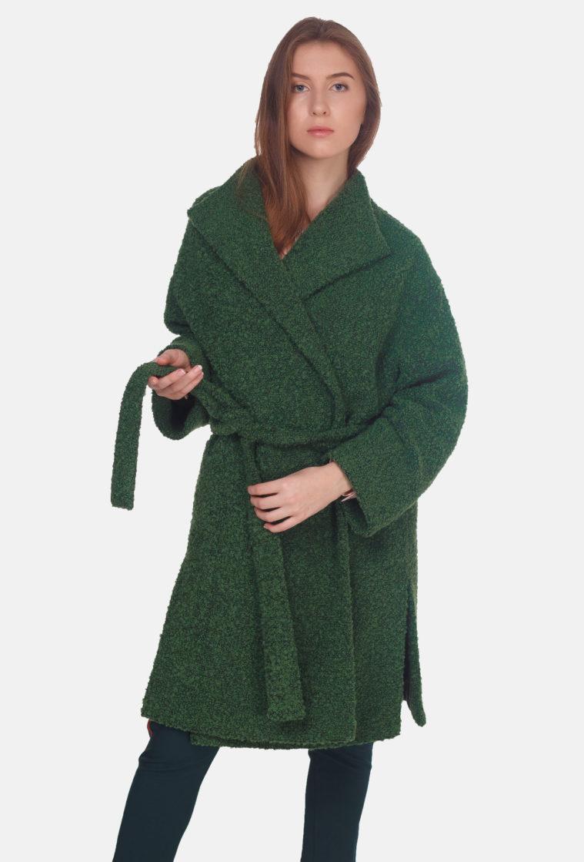 женское пальто весна